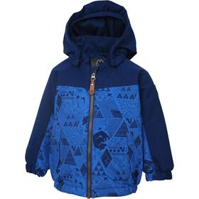 Color Kids Dion Mini Padded Jacket Kinder blue sea